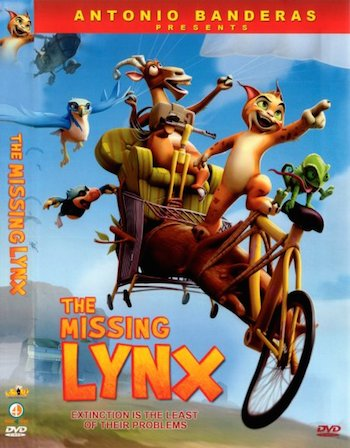 The Missing Lynx 2008 Dual Audio Hindi BluRay Download