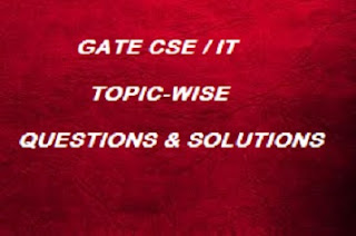 gate it subject wise questions with solutions