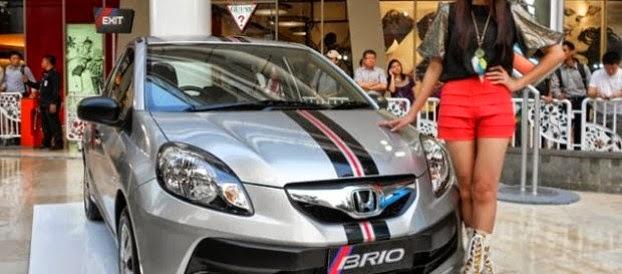 Honda Luncurkan Brio Satya
