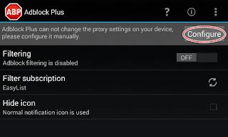 Android AdblockPlus 設定方法 4
