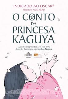 O Conto da Princesa Kaguya – Dublado