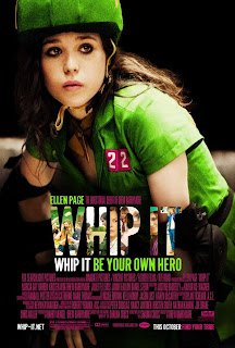 Chicas sin Freno (Roller girls) (Whip It!) (2009) Español Latino
