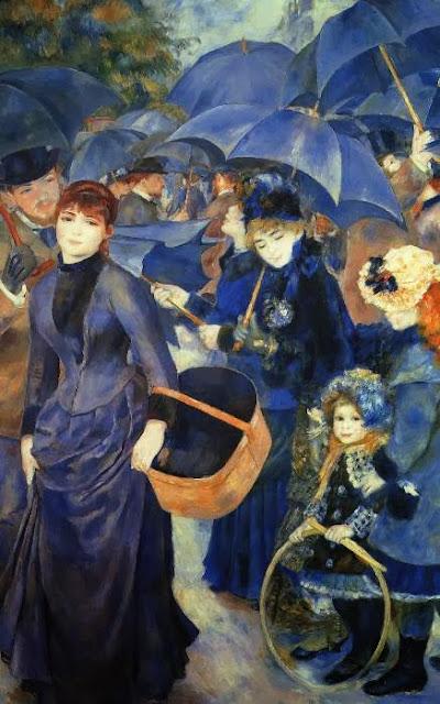 painting, renoir, impresionisme