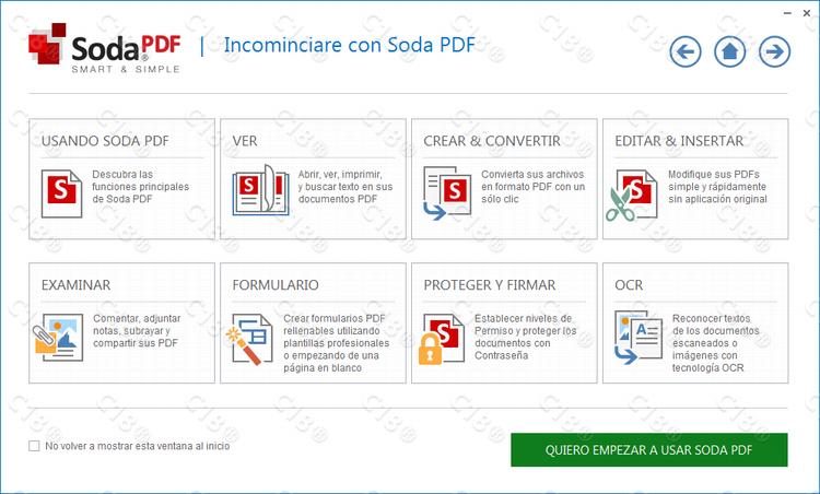 Soda PDF Professional OCR Edition v5.0.133.9133 Final Español + Crack ...