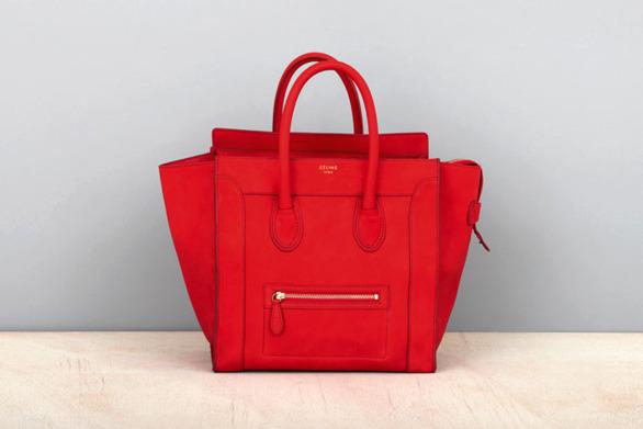 Céline Luggage Tote & Envelope Tote
