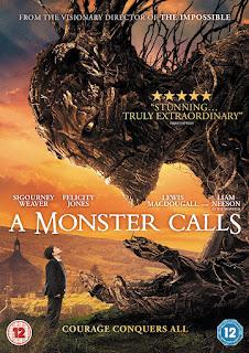 Copacul Cu Povesti A Monster Calls