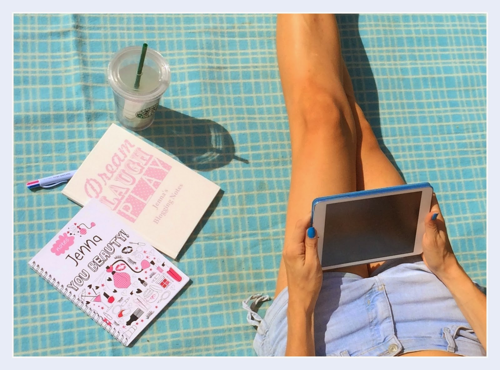 personalised-notebooks-review-outdoor-blogging