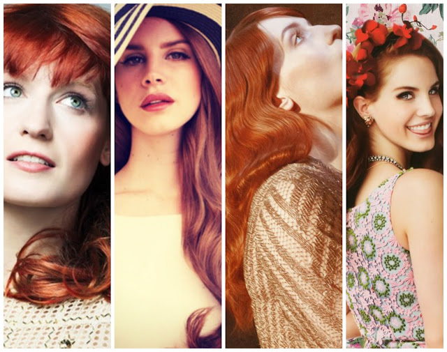 Fake Red Hair - Florence Welch and Lana del Rey