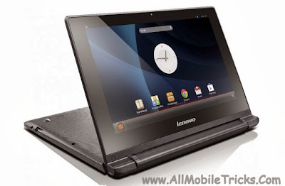 First Android Laptop By Lenovo Amar Hacker