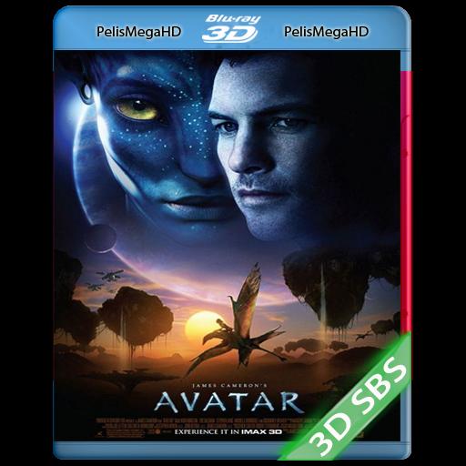 AVATAR (2009) 3D SBS 1080P HD MKV ESPAÑOL LATINO