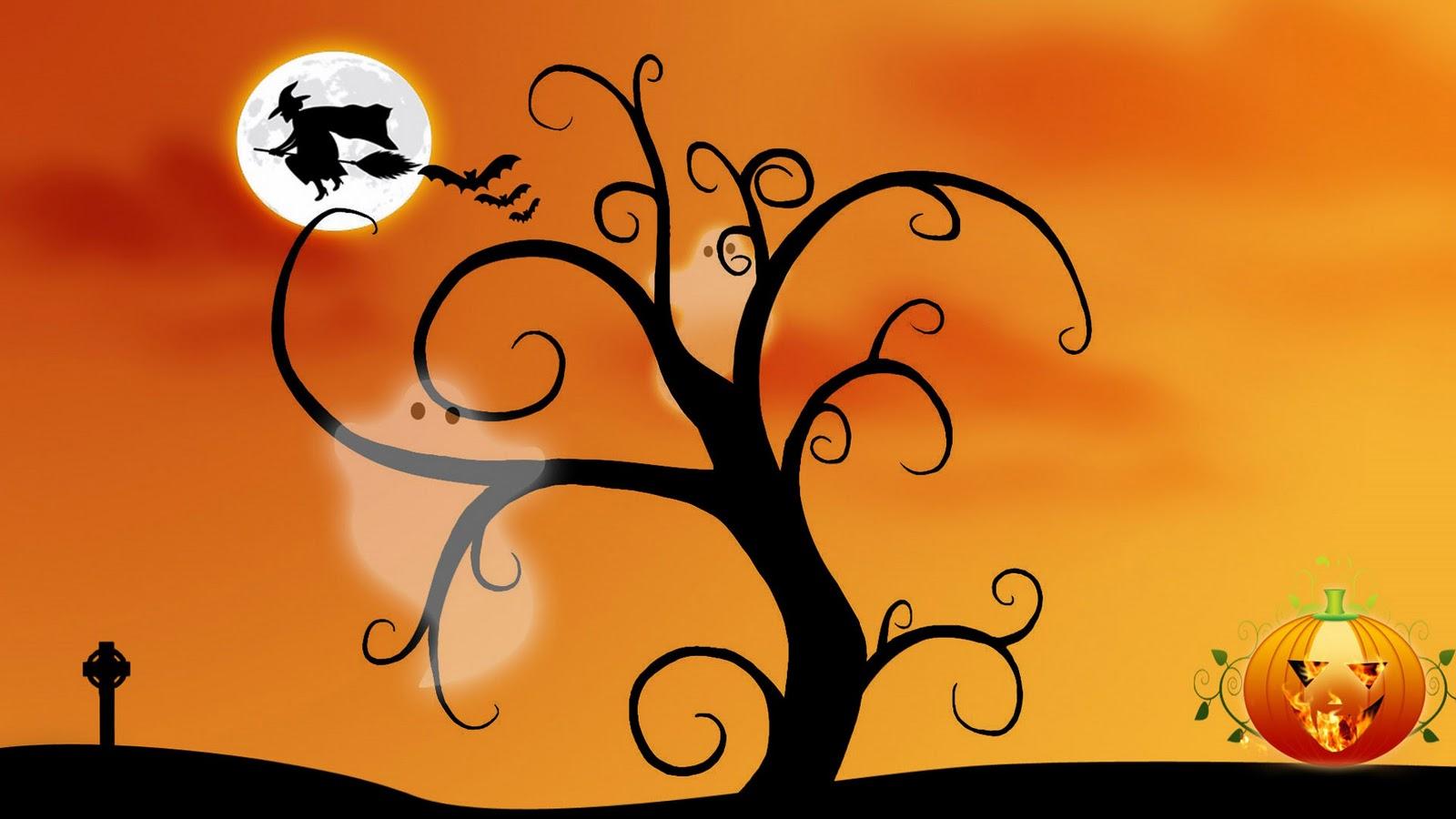 Halloween Achtergronden Hd Wallpapers