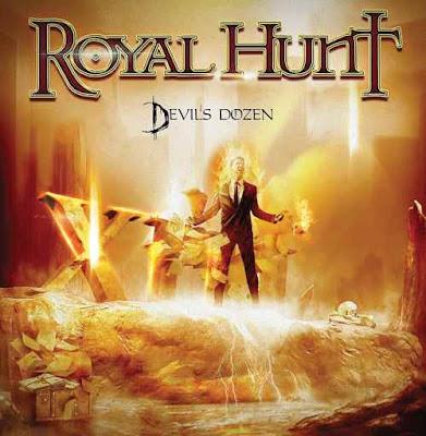 """ROYAL HUNT: Ακούστε το """"So Right So Wrong"""" απο το επερχόμενο album"""