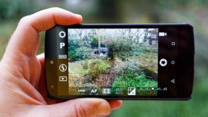 Keren, Android Lolipop Sanggup Jepret Foto Format RAW