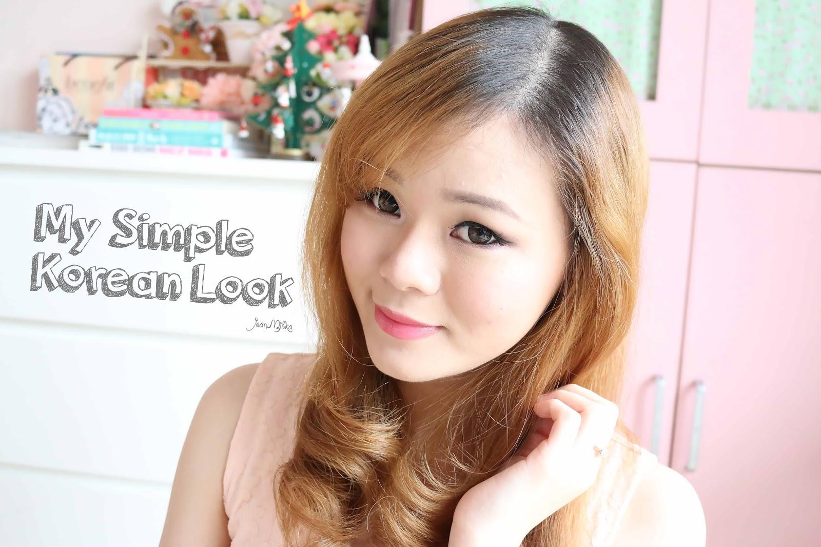 korean makeup, makeup korea, makeup tutorial, korean makeup tutorial, my korean makeup