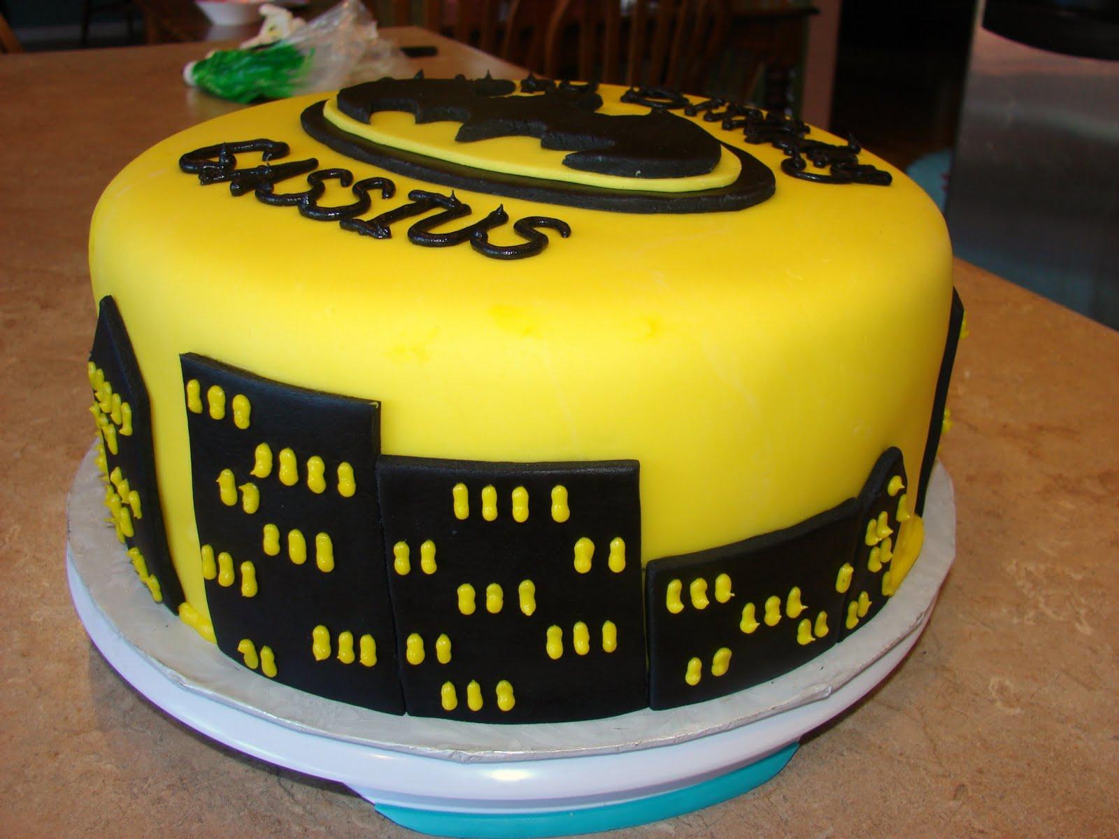 Ipsy Bipsy Bake Shop: Batman........Make Your Own Template