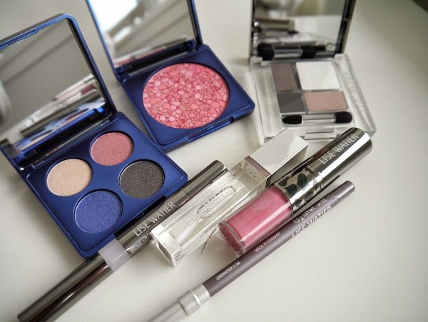 Lise Watier Imagine spring 2014 collection Quatour Imagine Eyeshadow Quartet