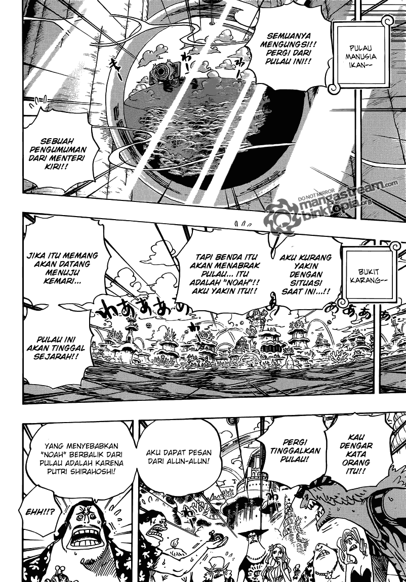 Baca Manga, Baca Komik, One Piece Chapter 642, One Piece 642 Bahasa