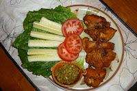 Resep Ayam goreng Padang Enak