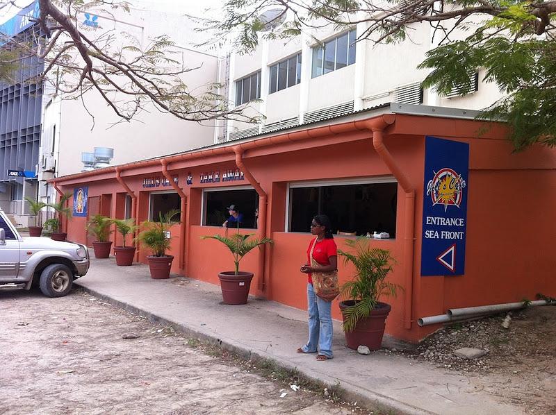 Jill S Cafe Port Vila Menu