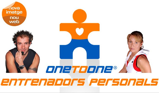 One To One  Entrenadors Personals