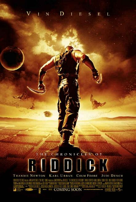 The Chronicles of Riddick (2004) | Download Free MOVIES ...