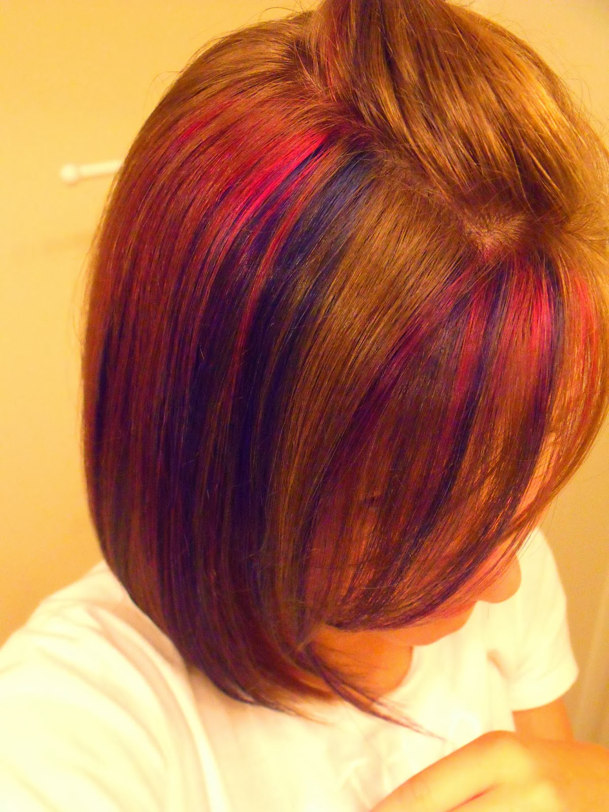 A Blog About Nothing Hair Color
