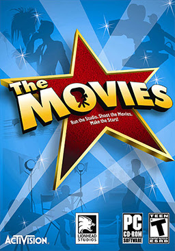 The Movies PC Cover