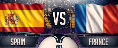 "Skor"" : Spanyol vs Prancis (1-1) Kualifikasi Piala Dunia 2014, Rabu 17"