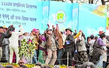 Sherpa cultural board in Darjeeling announced