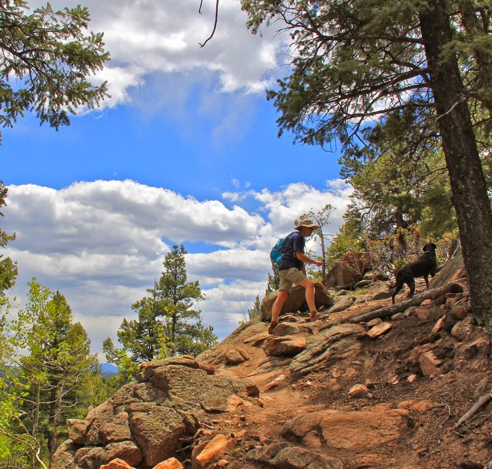 Colorado Lifestyle Staunton State Park Staunton Ranch