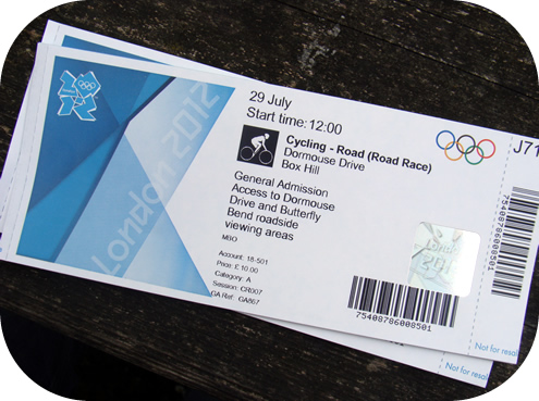 London Olympics Box Hill