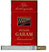 Gudang Garam International Clove Cigarettes