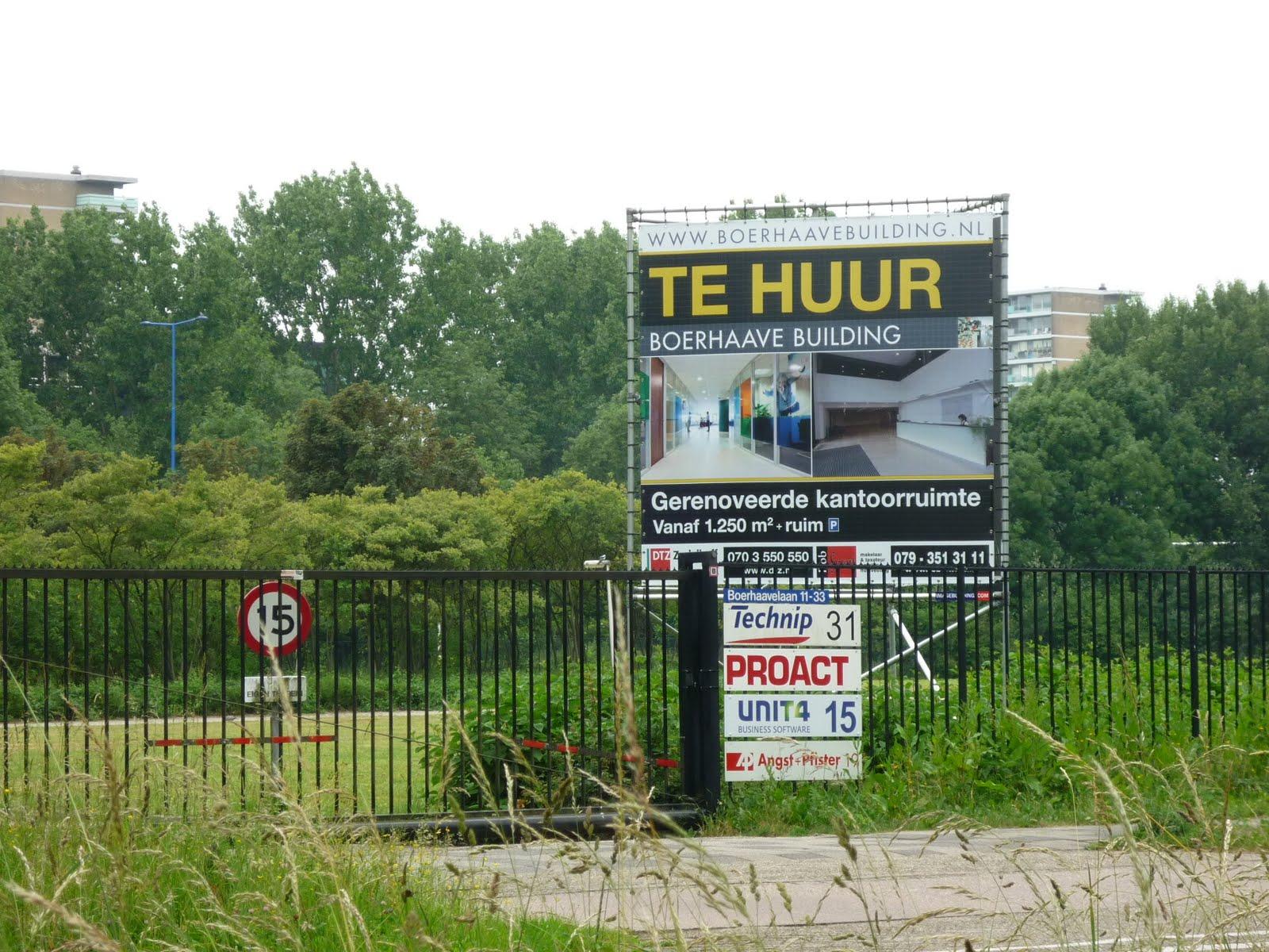 hopman gebouw zoetermeer