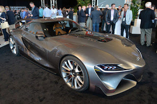 The Splendor Of The Toyota Supra Succession Figure