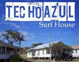 TECHO AZUL SURFHOUSE