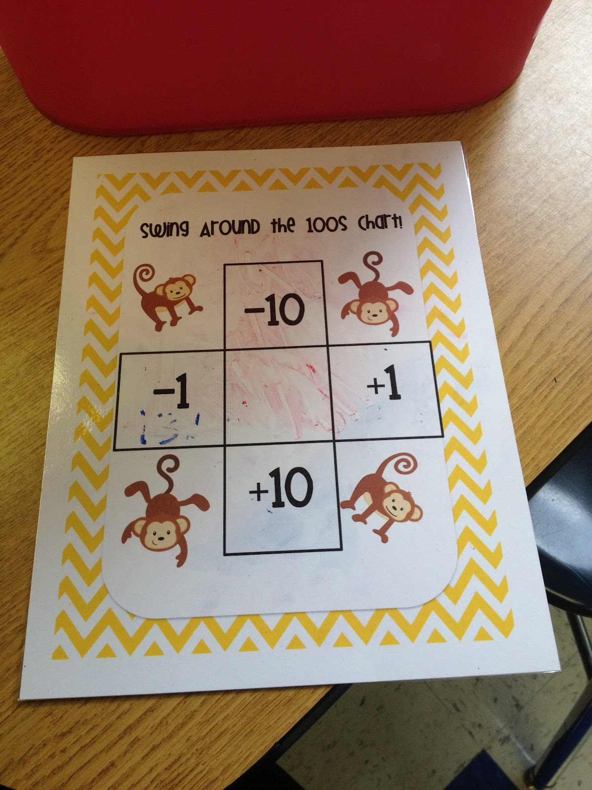 Second Grade Style: Math Games for the New School Year