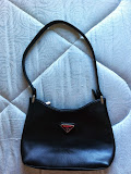 LOVELY PRADA HANDBAG
