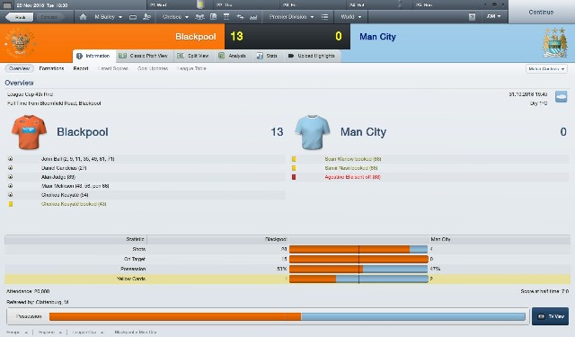 Football Manager 2012 PC Games Screenshots