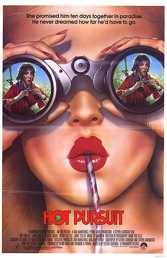 Szale?czy po¶cig /  Hot Pursuit (1987) iNTERNAL.DVDRip.XviD-EXViDiNT