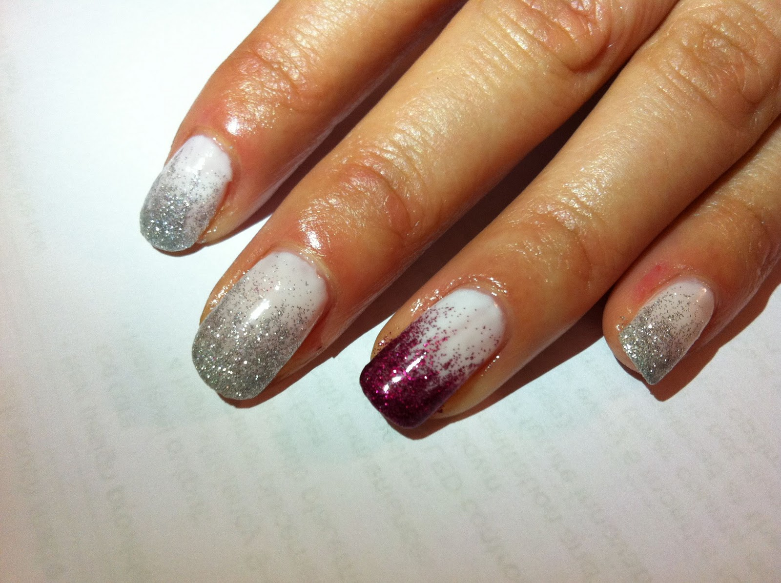Brush Up And Polish Up Cnd Shellac Nail Art Studio White