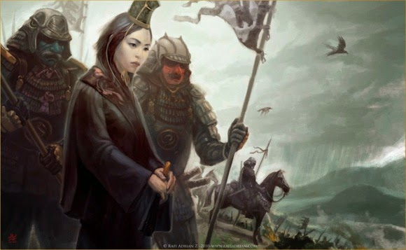 Digital Art CG Karya Rafi Adrian