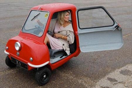 world 39 s smallest working car. Black Bedroom Furniture Sets. Home Design Ideas