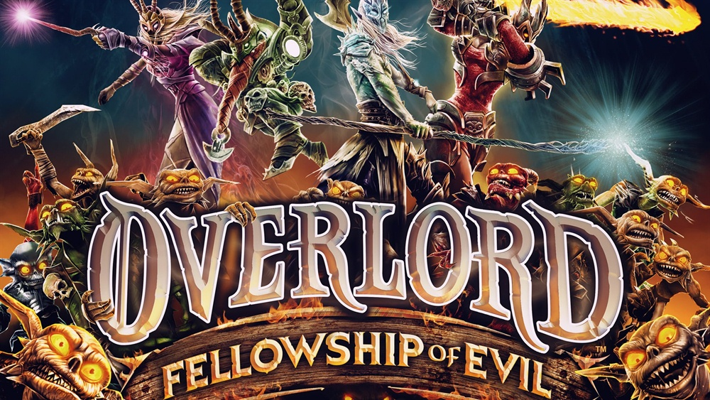 Overlord Fellowship of Evil Download Poster