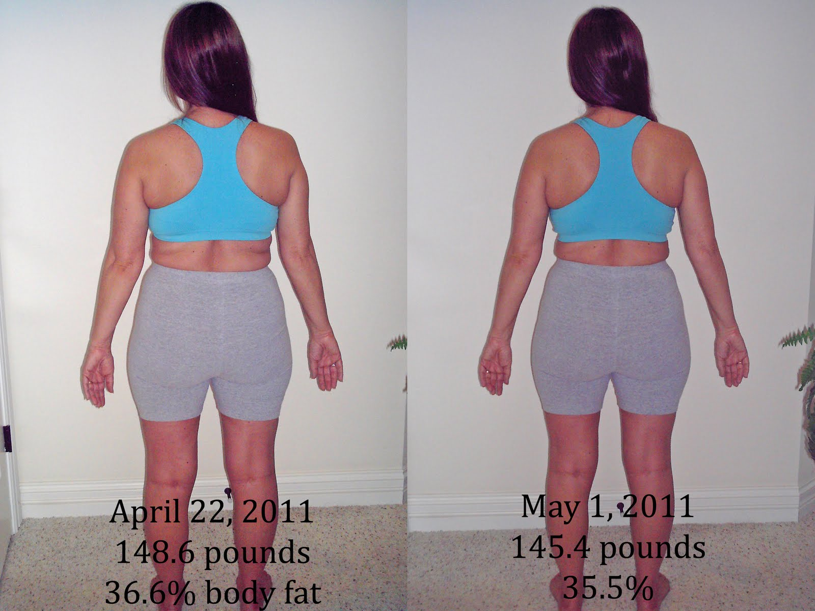 Each day, we had around 500 calories and took the HCG drops three ...