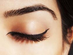 Fazendo um olho delineado perfeito