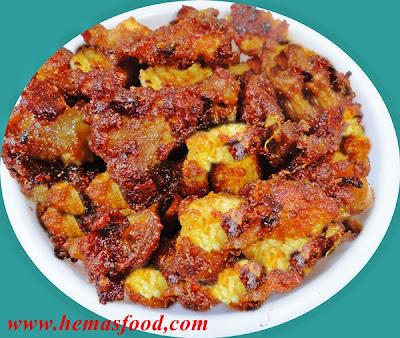 Masala Fried Chicken
