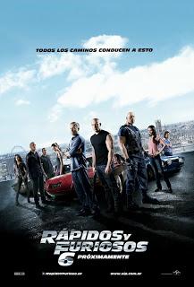Rápidos y Furiosos 6 (2013) Online Español latino