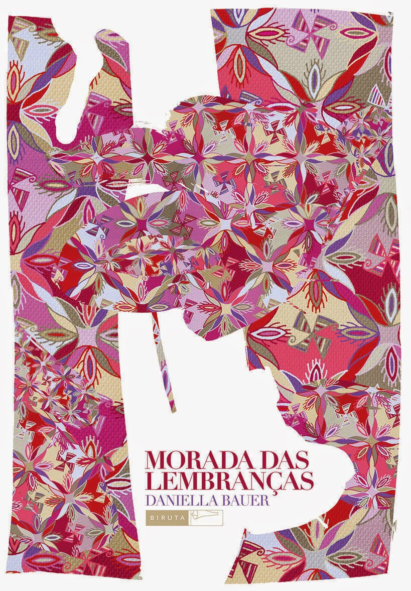 Dica de leitura - Morada das Lembranças Daniella Bauer Editora Biruta