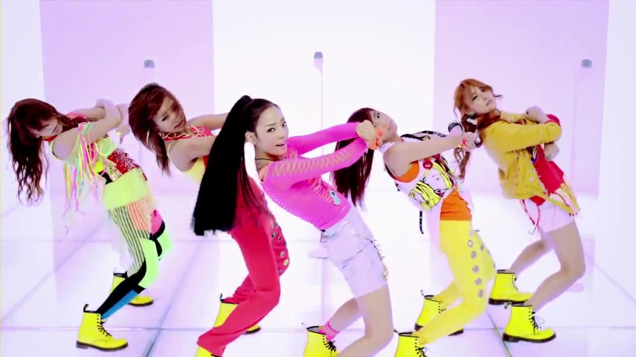 all about kpop and jpop mv kara � step