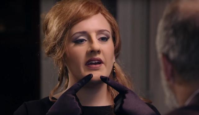 Adele beim Adele Double Contest | Der Prank der Woche